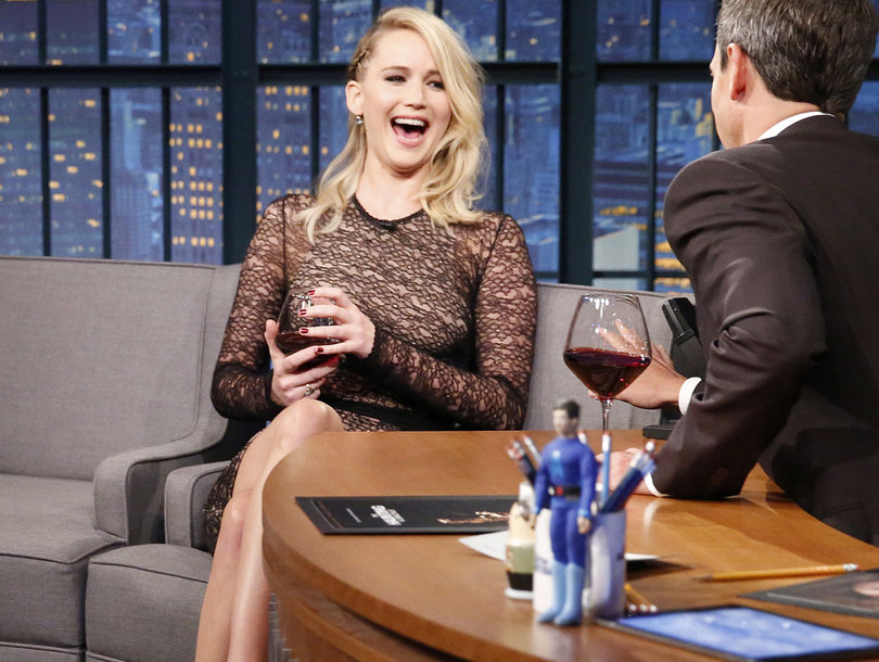 Why Drunk Jennifer Lawrence 'Got in a Real Bar Fight' With Fan In Budapest