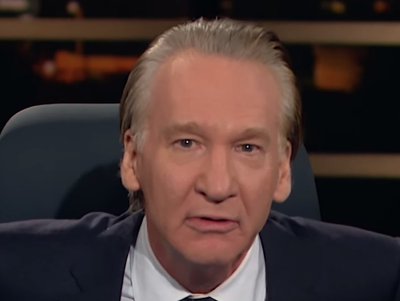 Bill Maher 'We the Rebels Now&#039 Against 'White Supremacist&#039 Federal Government
