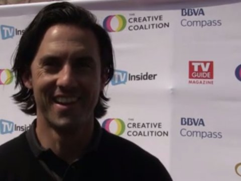 Milo Ventimiglia Will Pass The Nudity Torch in Season 2 of 'This Is Us'