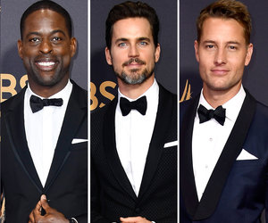 Emmys Fashion: Every Girl's Crazy 'Bout A Sharp Dressed Man