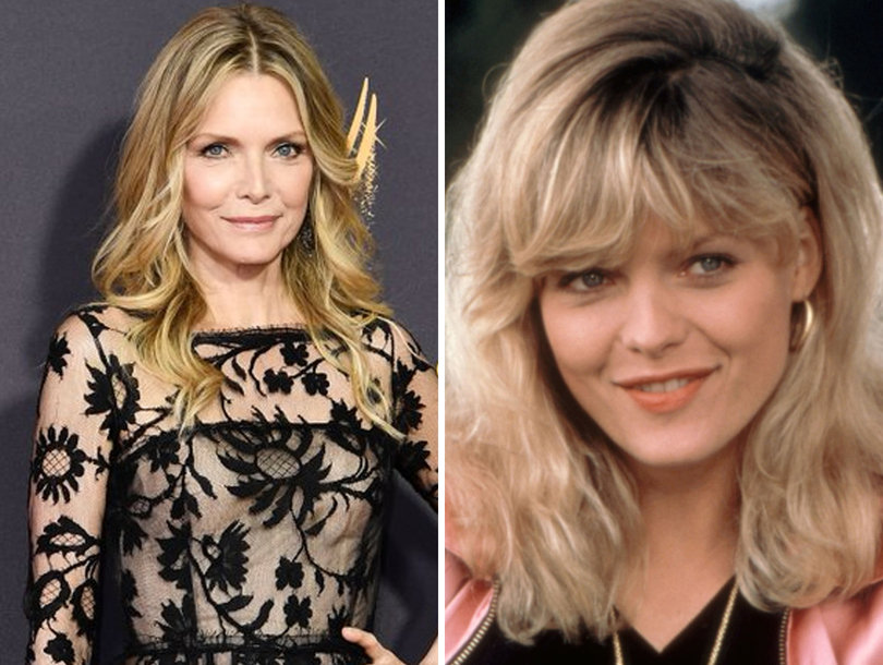 Michelle Pfeiffer Is Ageless and Even More Smokin' Hot Than She Was During 'Grease 2'