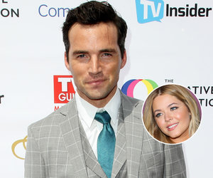 What 'Pretty Little Liars' Star Ian Harding Thinks About Sasha Pieterse on 'Dancing With…