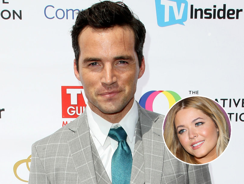 What 'Pretty Little Liars' Star Ian Harding Thinks About Sasha Pieterse on 'Dancing With the Stars' (Exclusive)