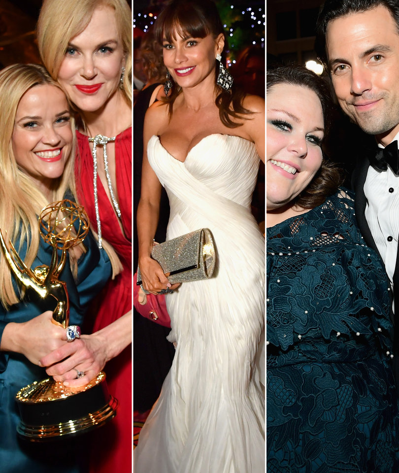 Inside Emmys After-Parties 2017: Boozin' & Schmoozin' With the Stars