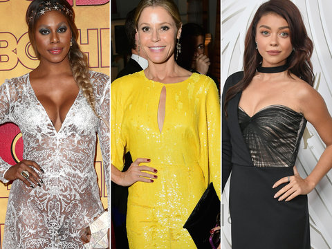 Emmy Awards: See Who Switched Up Their Style for the After-Parties