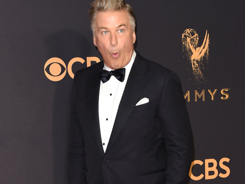 Watch Alec Baldwin's Savage Emmy Acceptance Speech About Donald Trump