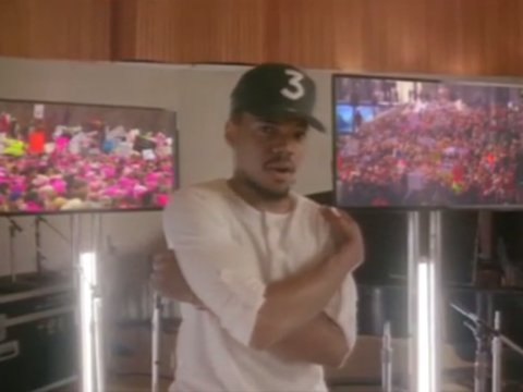 Chance the Rapper Wants You To Record TV Finales And Join the Protests