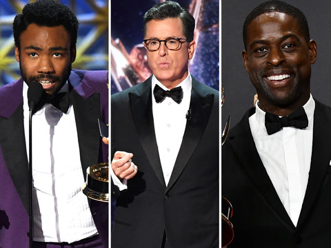 The Only 9 Emmys Moments Anyone Will Be Buzzing About