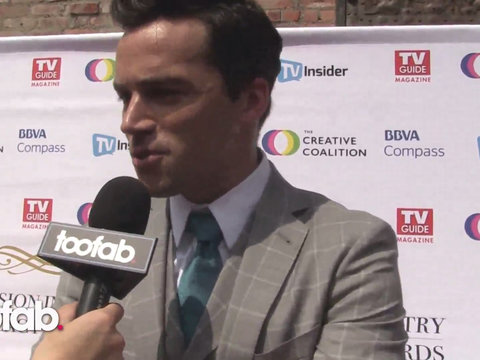 Ian Harding Reacts to 'Pretty Little Liars' Co-Star Sasha Pieterse Competing on 'Dancing…