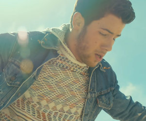 Nick Jonas Hits the Desert Wearing Way Too Many Layers In Sexy 'Find You' Video