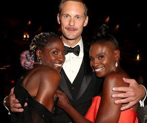 'True Blood' Reunion for Alexander Skarsgard After Emmy Win