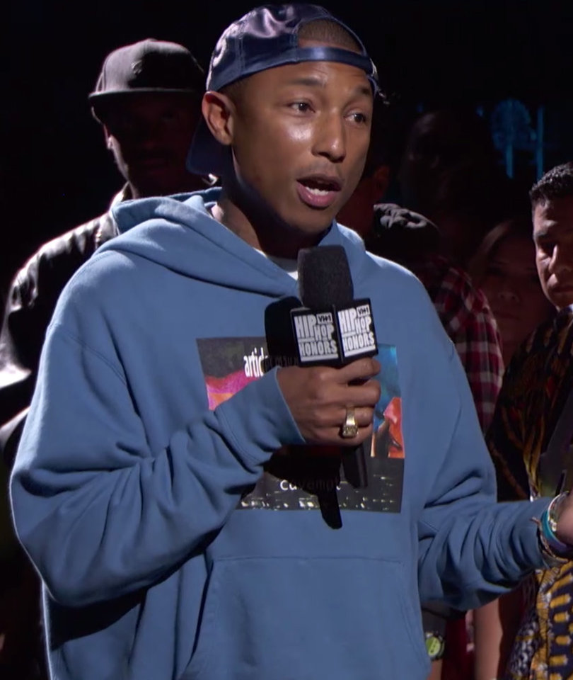 Pharrell Williams Was On His 'Jon Snow Sh-t' at VH1's Hip-Hop Honors: 'The…
