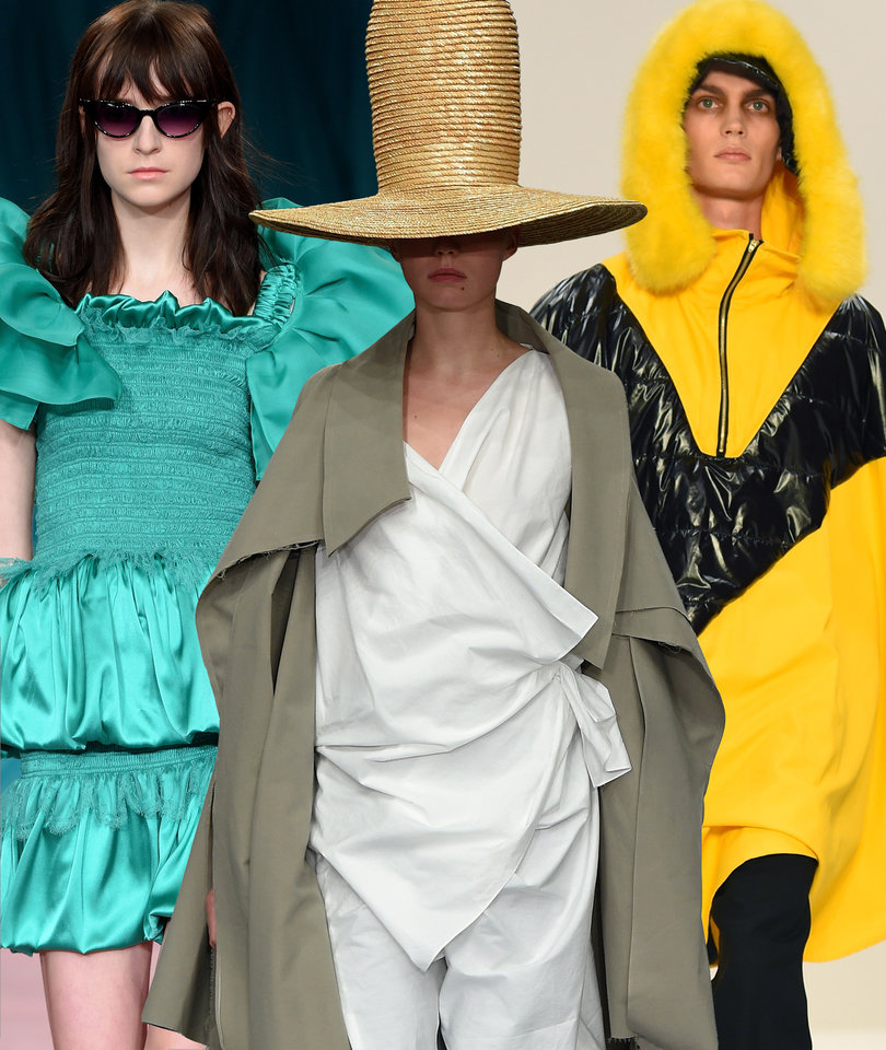 13 of the Wackiest Looks From London Fashion Week