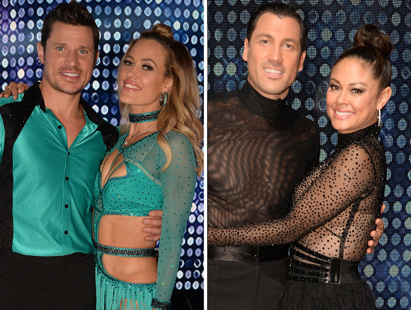 Why Nick and Vanessa Lachey Don't Rehearse at Home for 'Dancing With the Stars' (Exclusive Video)
