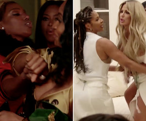 NeNe Leakes, Kim Zolciak Battle Co-Stars In Cray Cray 'Real Housewives of Atlanta' Season…
