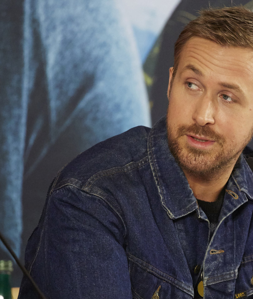 Ryan Gosling Attends 'Blade Runner 2049' Photo Call In Madrid