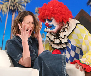 Watch Ellen Scare 'AHS: Cult' Star Sarah Paulson a Stunning Three Times
