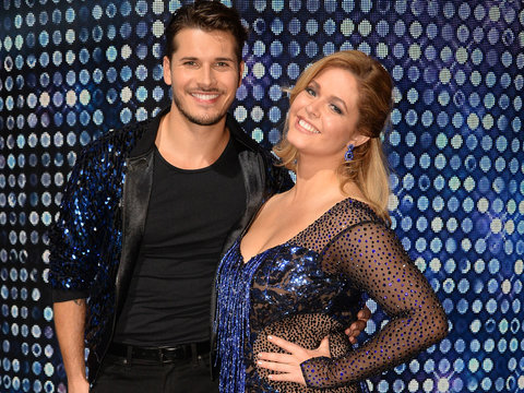 Sasha Pieterse on 'Pretty Little Liars' Co-Star Ian Harding's 'DWTS' Dance Style Pick for…