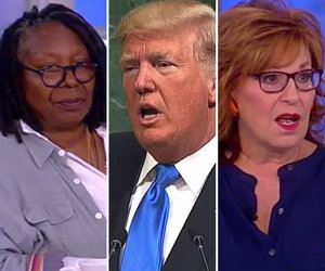 'The View' Blasts Trump for Threatening to 'Destroy North Korea' and Its…