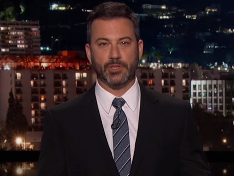 Jimmy Kimmel Shreds Senator Bill Cassidy for 'Lying' to Him About Health Care