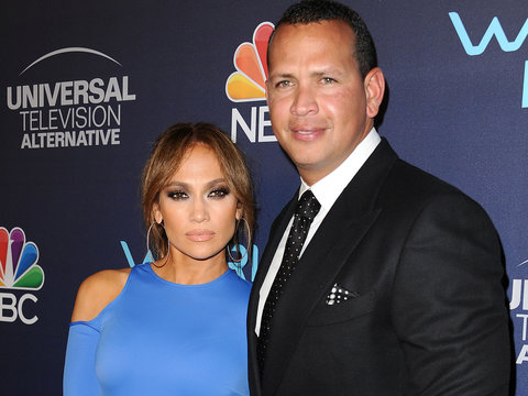 J-Rod Steps Out at 'World of Dance' Celebration