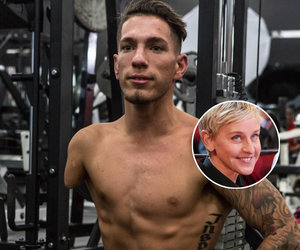 Why Bodybuilder Nick Santonastasso Really Wants to Tell His Story on 'The Ellen…