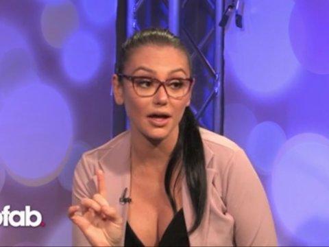 Jenni 'JWOWW' Farley Answers Twitter's 'Jersey Shore' Questions