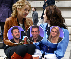 TooFab Team Gets Grilled for 'Gossip Girl' 10th Anniversary