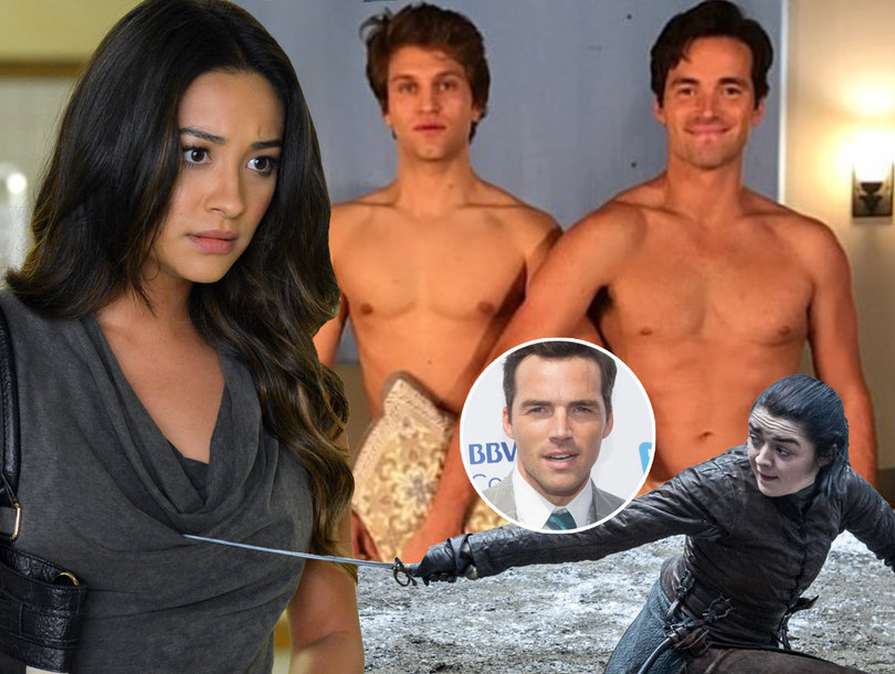 Ian Harding Is Down for 'Pretty Little Liars' Reboot With Nudity, Shay Mitchell Dead: 'Gotta 'Game of Thrones' It Really Hard' (Exclusive Video)