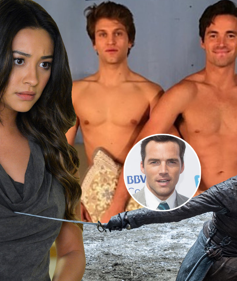Ian Harding Is Down for 'PLL' Reboot With Nudity, Shay Mitchell Dead