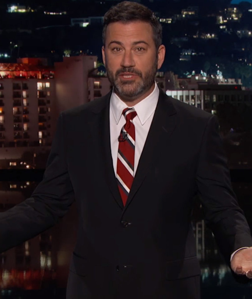 Kimmel Rips Fox News Host as 'Phony Little Creep' as He Blasts GOP Over Health…