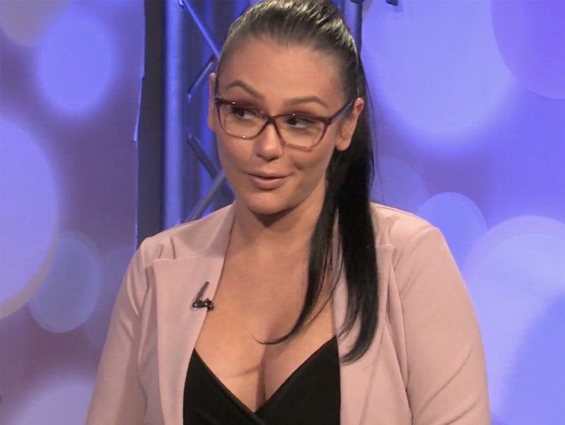 JWOWW Reveals Why Ronnie Was Missing From E!'s 'Jersey Shore' Reunion And Details on Show Reboot (Exclusive Video)