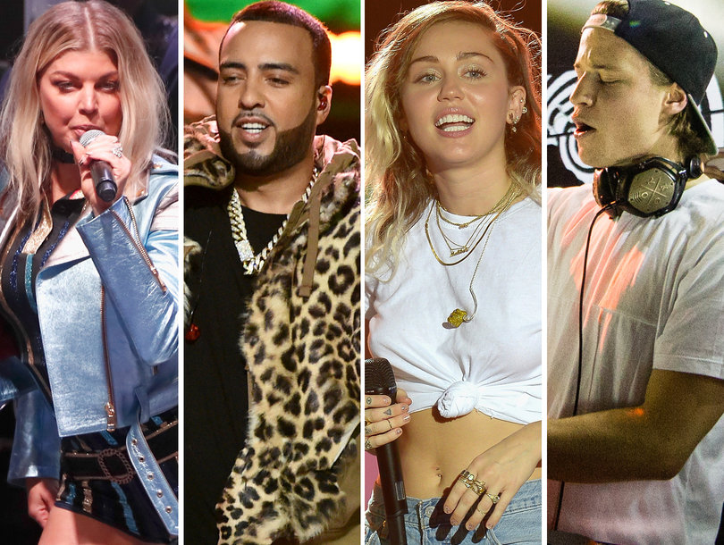9 Songs You Gotta Hear on #NewMusicFriday: Fergie, French Montana, Miley Cyrus, Kygo