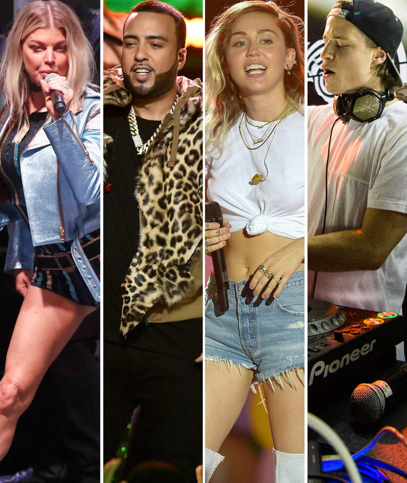 8 Songs You Gott Hear: Fergie, French Montana, Miley Cyrus, Kygo