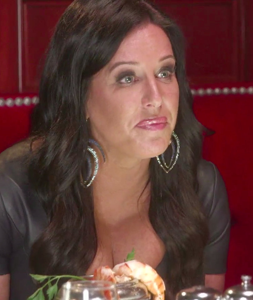 Patti Stanger Has a Blind Date and It's Beyond Awkward