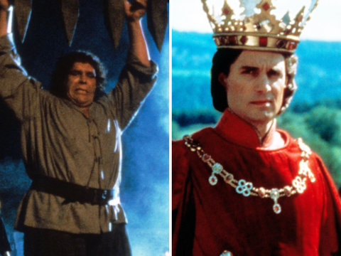 Why This 'Princess Bride' Star's Favorite Memory Is Kids Meeting Andre the Giant