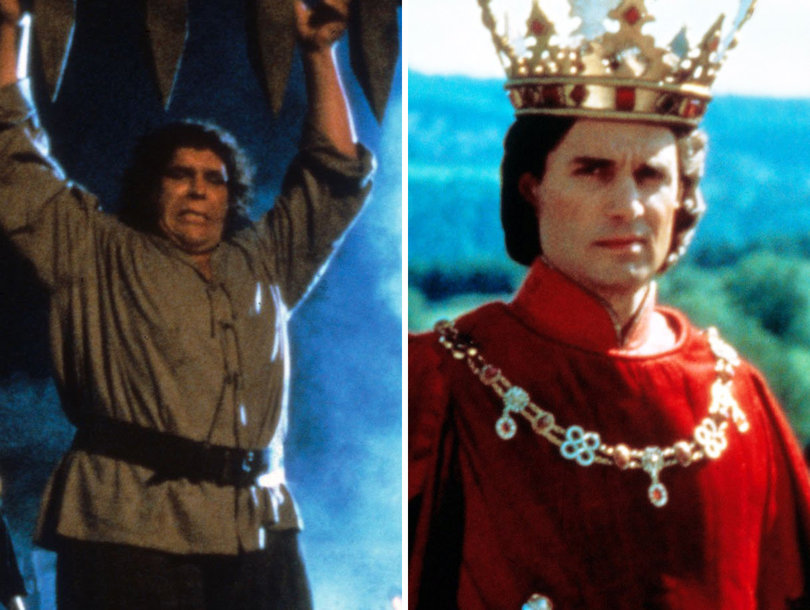 'Princess Bride' 30th: Prince Humperdink Actor's Kids' Hilarious Reaction to Meeting Andre the Giant