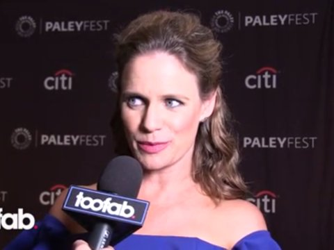 'Fuller House' Star Andrea Barber Teases 'Controversial' Tokyo Trip and 'Cliffhanger'