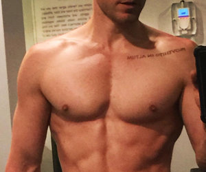 You'll Never Guess Which Star These Abs Belong To