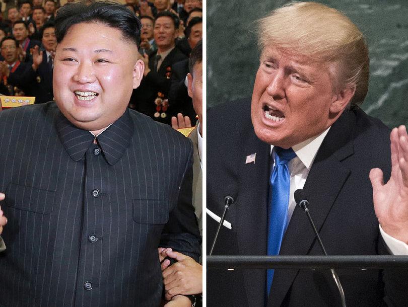 Kim Jong-un Calls Trump a 'Mentally Deranged U.S. Dotard' and Twitter Hops on the Bandwagon