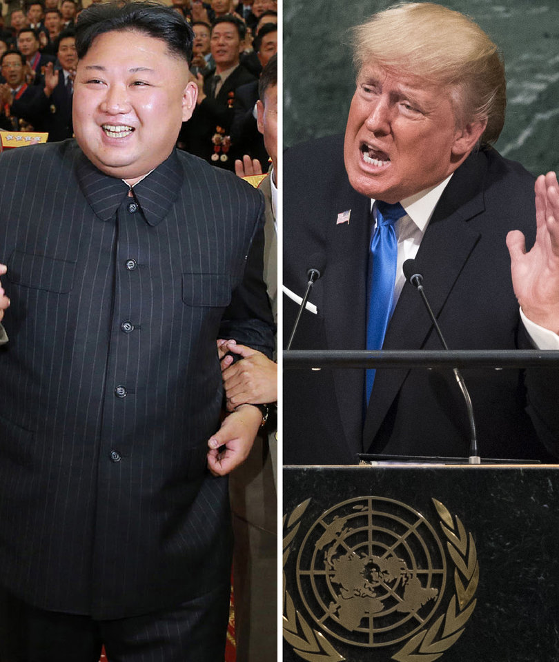 Kim Jong-un Calls Trump a 'Dotard' and Twitter Hops on Bandwagon