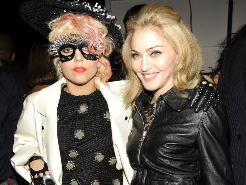 Why Lady Gaga Wants Madonna to Just 'Kiss Me and Tell Me I'm a Piece of Sh-t'