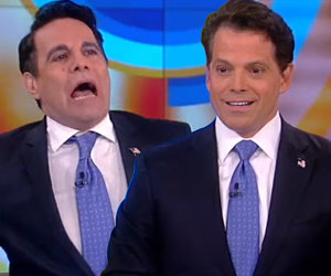 It's The Mooch vs. 'The Mooch' on 'The View' as Cantone and Real Scaramucci…