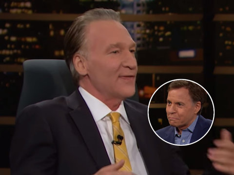 Bill Maher and Bob Costas Shred Donald Trump's NFL Speech