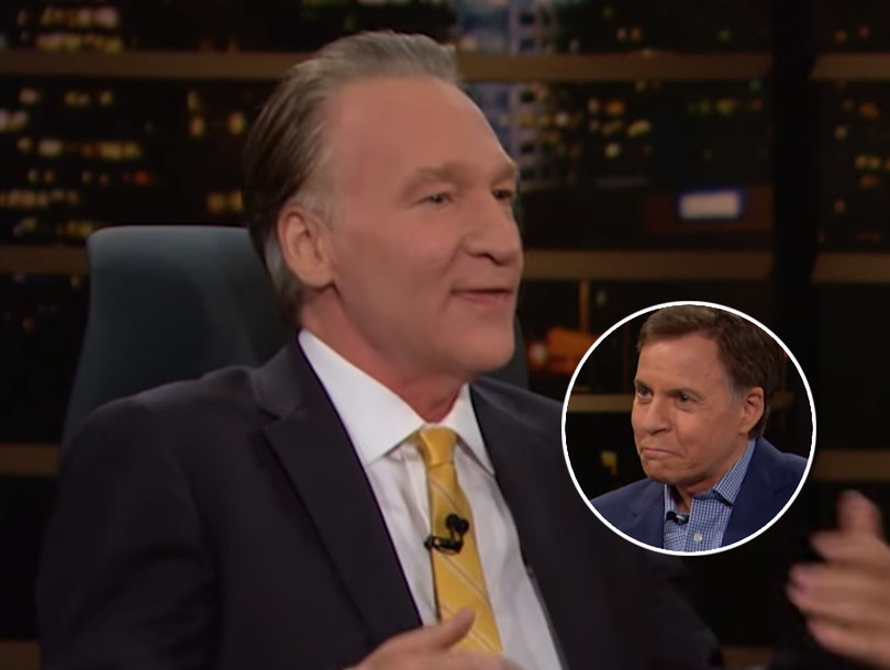 Bill Maher and Bob Costas Shred Donald Trump's NFL Speech While Offering Up a Solution