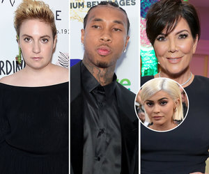 Kris Jenner, Dunham and Tyga Had Interesting Reactions to Kylie's Baby News