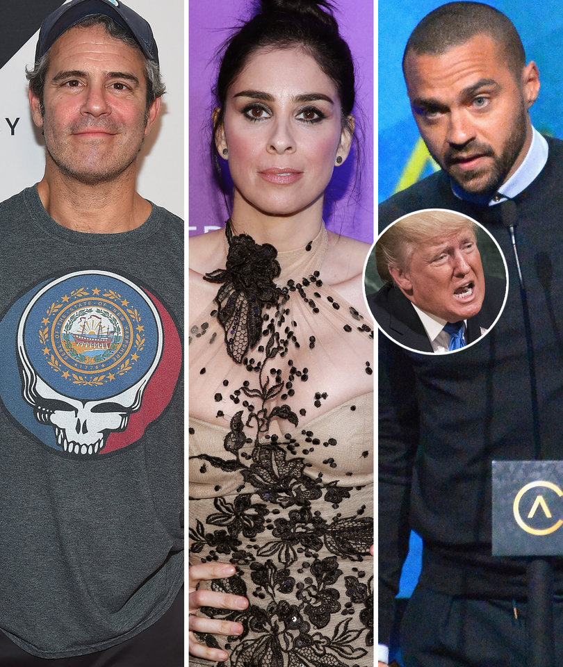 Hollywood Crushes Donald Trump Over NFL Protest Remarks and Steph Curry Diss