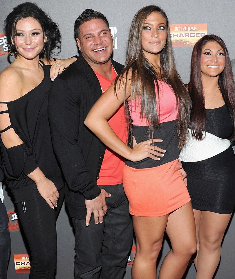 'Jersey Shore' Reunion: Who Was MIA from Deena's Engagement Party?