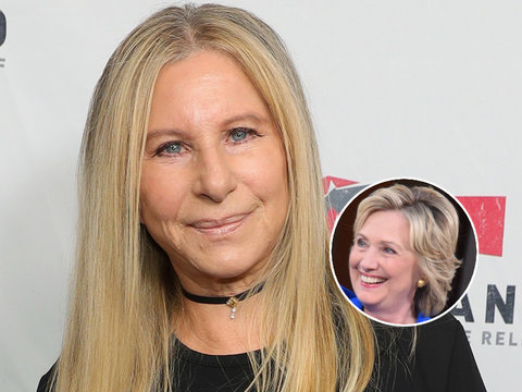 Streisand Imagines 2017 With A President Hillary Clinton In Powerful Op-Ed