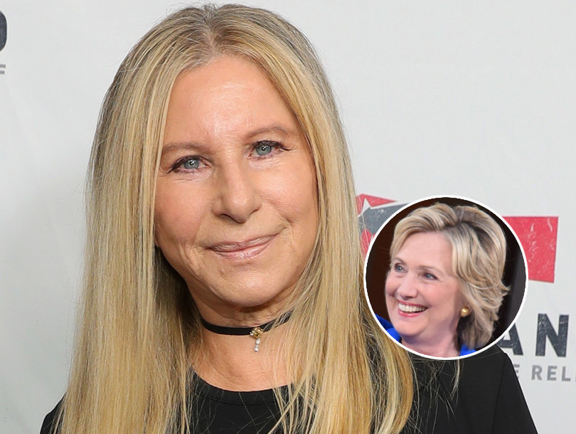 Barbra Streisand Imagines 2017 With A President Hillary Clinton In Powerful Op-Ed